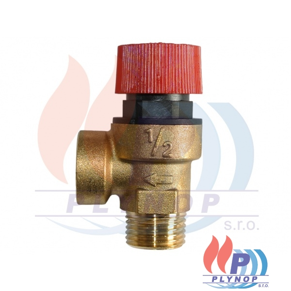 Pojistný ventil 3bar ENBRA CD - 96005LA