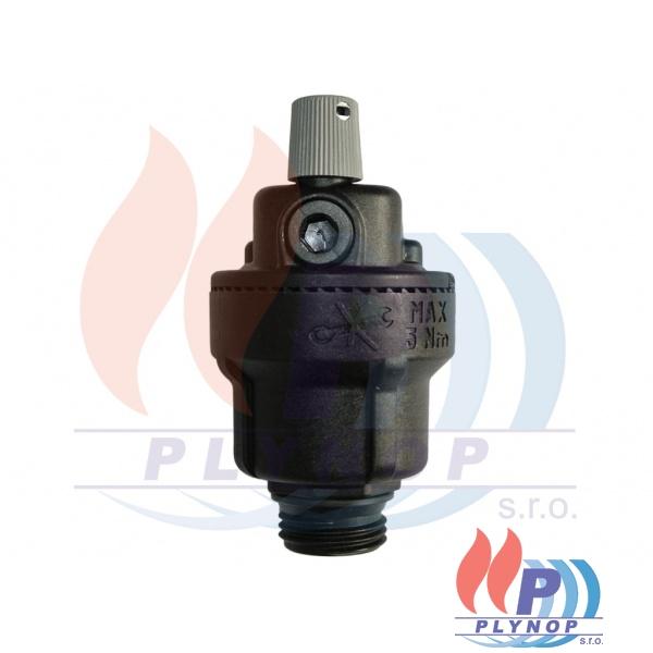Odvzdušňovací ventil automat - plast ENBRA CD - 25-00431