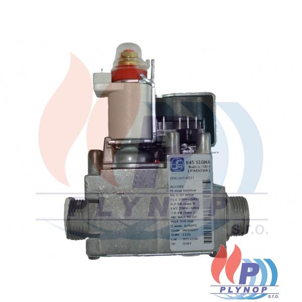 Plynový ventil SIT 845 IMMERGAS ZEUS MINI, STAR, MAIOR, ZEUS 24 / 28 / 32  SUPERIOR kW - 1.021496 / 1.014365
