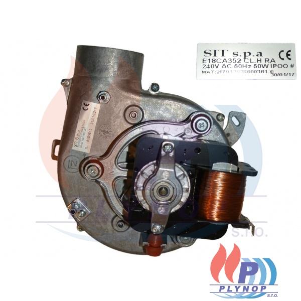 Ventilátor spalin IMMERGAS MINIJET - 1800236 / 1800154