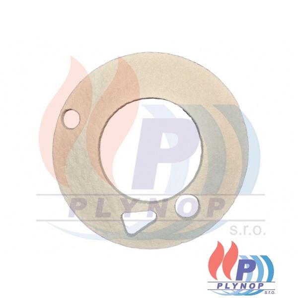 Izolace spalovací komory přední ( kulatá ) IMMERGAS VICTRIX ZEUS, HERCULES, VICTRIX 27 PLUS - 1.024543