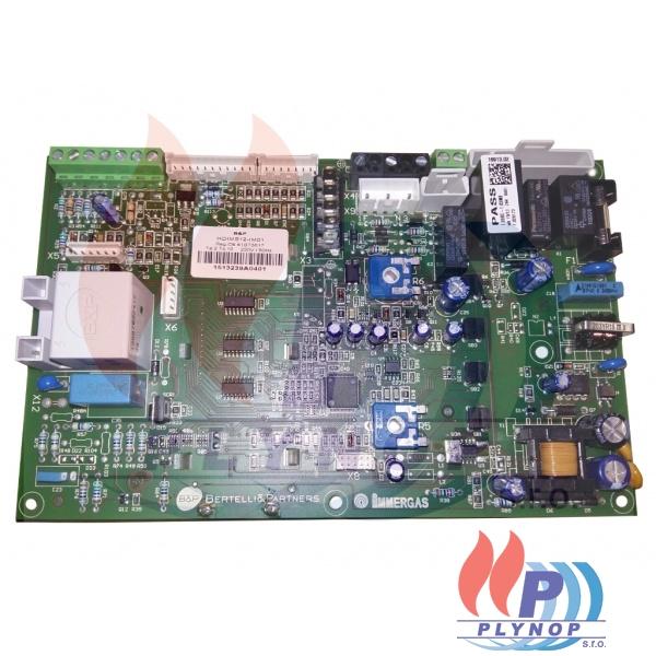 Modulační elektronická deska IMMERGAS MAIOR EOLO 32 kW / X 28 - 1.028173