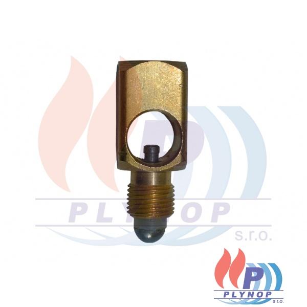 Matice M9x0,75 bez vložky - 974404.10