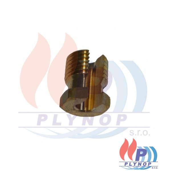 Matice frézovaná 10x1 SIT - 6032009