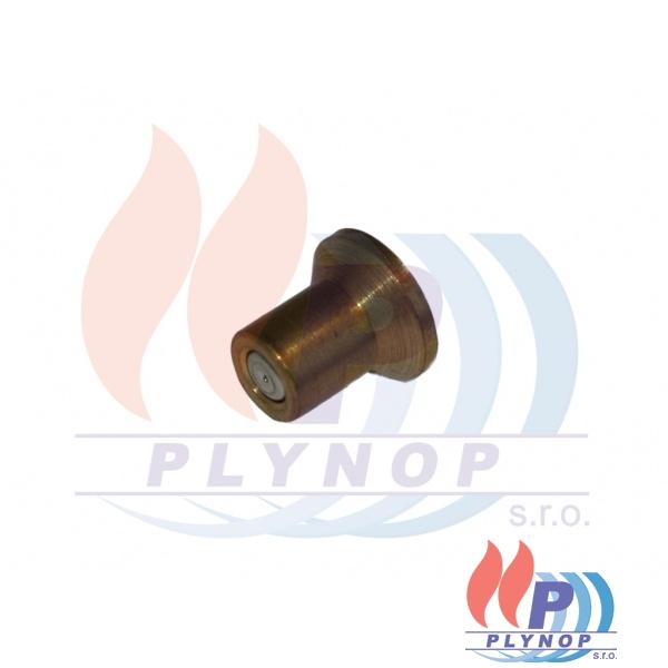 Tryska zapalovacího hořáčku ZP (zemní plyn) MORA / KARMA 6100, 6101 - 12875