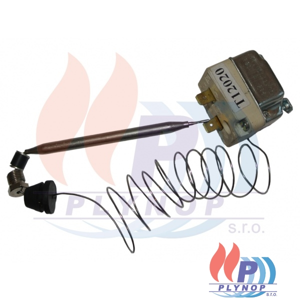 Termostat sekundárního výměníku 688, 670 MORA - 12020