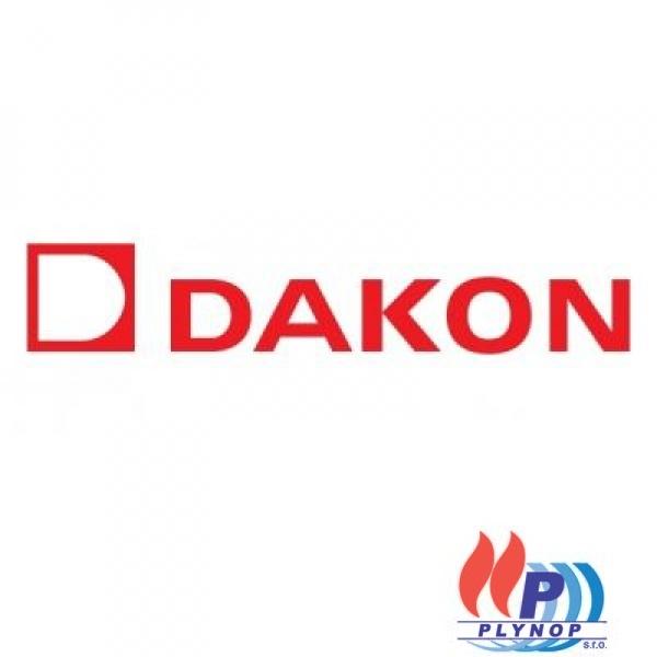 Výlisek ovládacího panelu - zadní DAKON BEA - 1150 6618 / 95310280