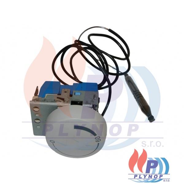 Termostat zásobníku OKC NTR zlatý konec ( 0-70°C )