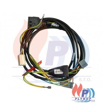 Kabel k plynovému ventilu a trafu ventilátoru ENBRA - 40-00256