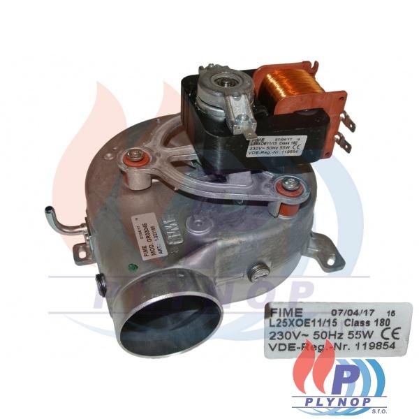 Ventilátor spalin IMMERGAS EOLO MAIOR 28 kW, kW X, kW VIP - 1.023185