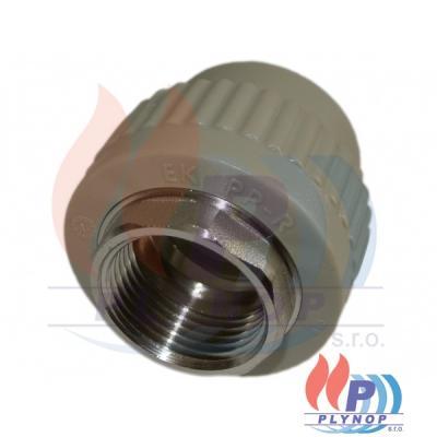 """Přechod 32x1"""" s vnitřním kovovým závitem WAWIN EKOPLASTIK  - SZI03232XX"""