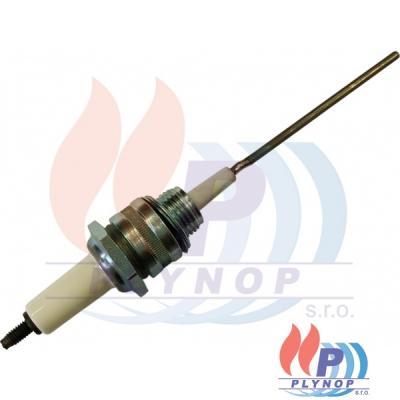 Elektroda ionizační KPZE se závitem - TOMÁŠ Písek - T3