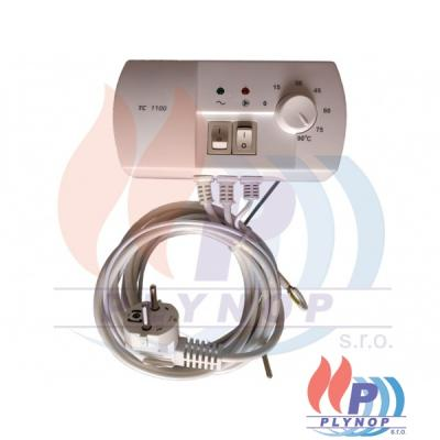 Termostat pro ovládání oběhového čerpadla SALUS TC1100 - TC1100