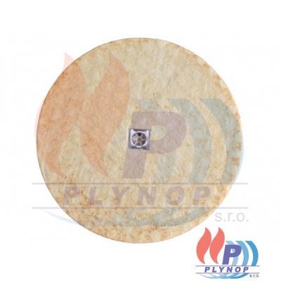 Izolace spalinové komory zadní ( dno výměníku ) ENBRA CD - 30-00104