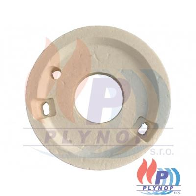 Izolace hlavního hořáku / přední / ENBRA CD 24 - 30-00279 / 30-00105