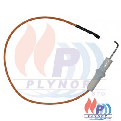 Elektroda zapalovací pilotního hořáku PREMIX dutinka 2,8mm ATTACK - HZ31B