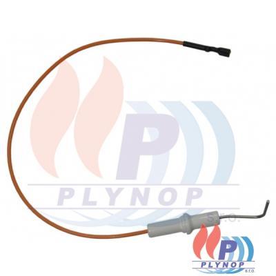 Elektroda ionizační pilotního hořáku PREMIX dutinka 4,3mm ATTACK - HZ31A