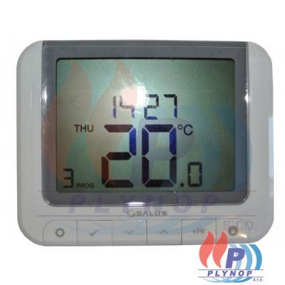 Digitální pokojový termostat týdenní s OpenTherm SALUS RT520 - RT520