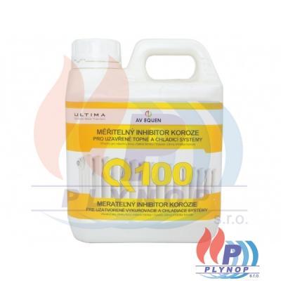 Ochranný inhybitor Q100 AV EQUEN - Q100/01