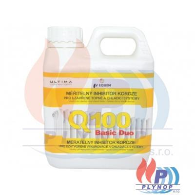 Ochranný inhibitor Q100 Basic Duo AV EQUEN - Q100B2/01