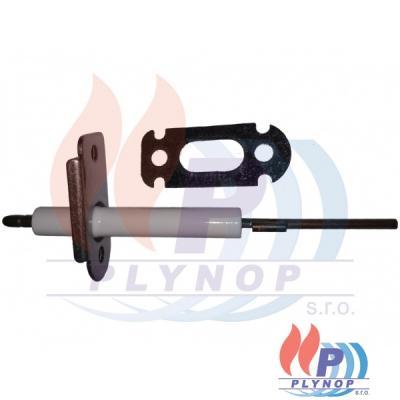 Elektroda ionizační Ni-Fe cylindr.19KW