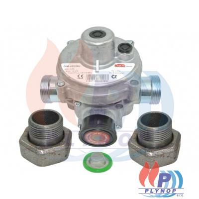 Regulátor tlaku plynu EKB-10/G50-I GAZGEP - EKB-10/G50-I
