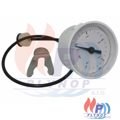 Manometr tlaku VIESSMANN VITODENS 100, VITOPEND 100 - 7834985