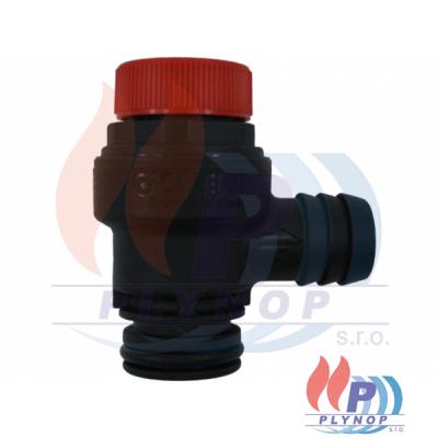 Pojistný ventil 3 bar s o-kroužkem THERMONA - 42377